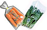 野菜の包装資材を中心に生産、販売