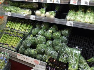 「オーラパックラクポスブロッコリー」を導入されて(中部地区 スーパーマーケット様)
