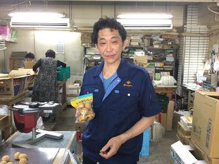 「オーラパックすぐ食べレンジ」を導入されて(山権青果株式会社様)