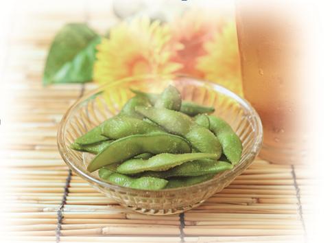 つまみ枝豆