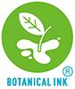 ボタニカルインキロゴ